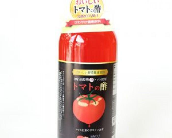 トマトの酢の企画販売