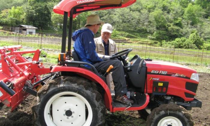 田舎暮らし体験塾と空き家バンク運営