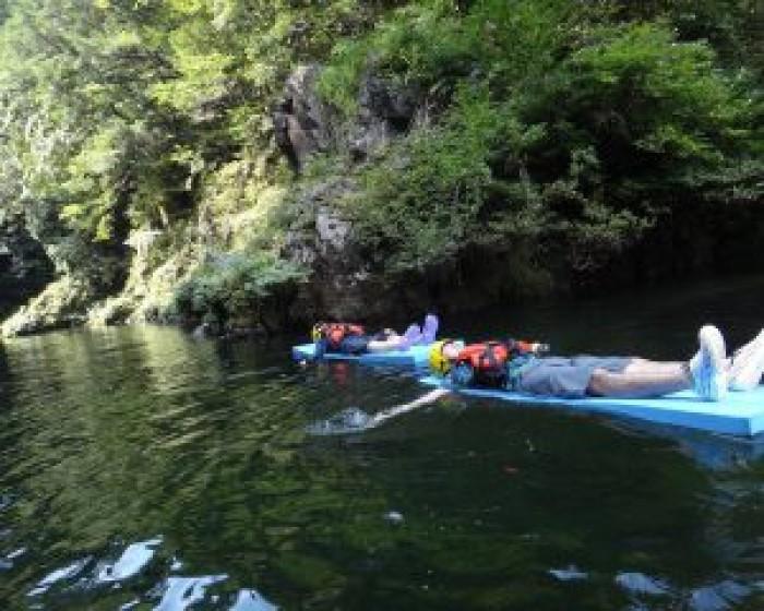 らぴっど Kayak School